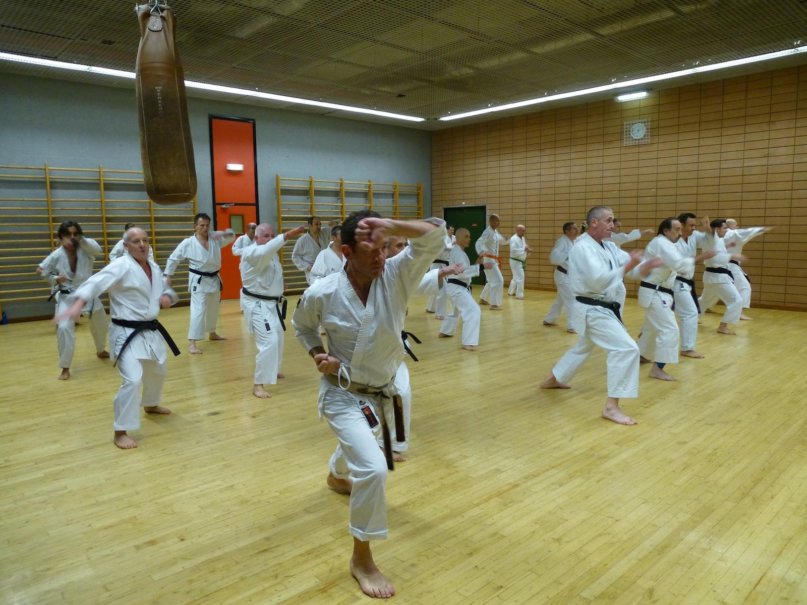 club karate paris 4